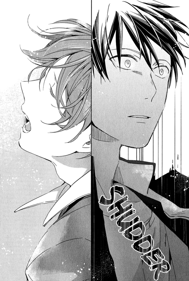 Day 19 – BL MANGA YOU THINK SHOULD BE ANIMATED – IT'S YOUR FAULT